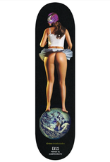 Evisen Skateboards Lucha Woman 8.125