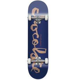 "Chocolate Skateboards Alvarez Chunk Complete 8.25"""