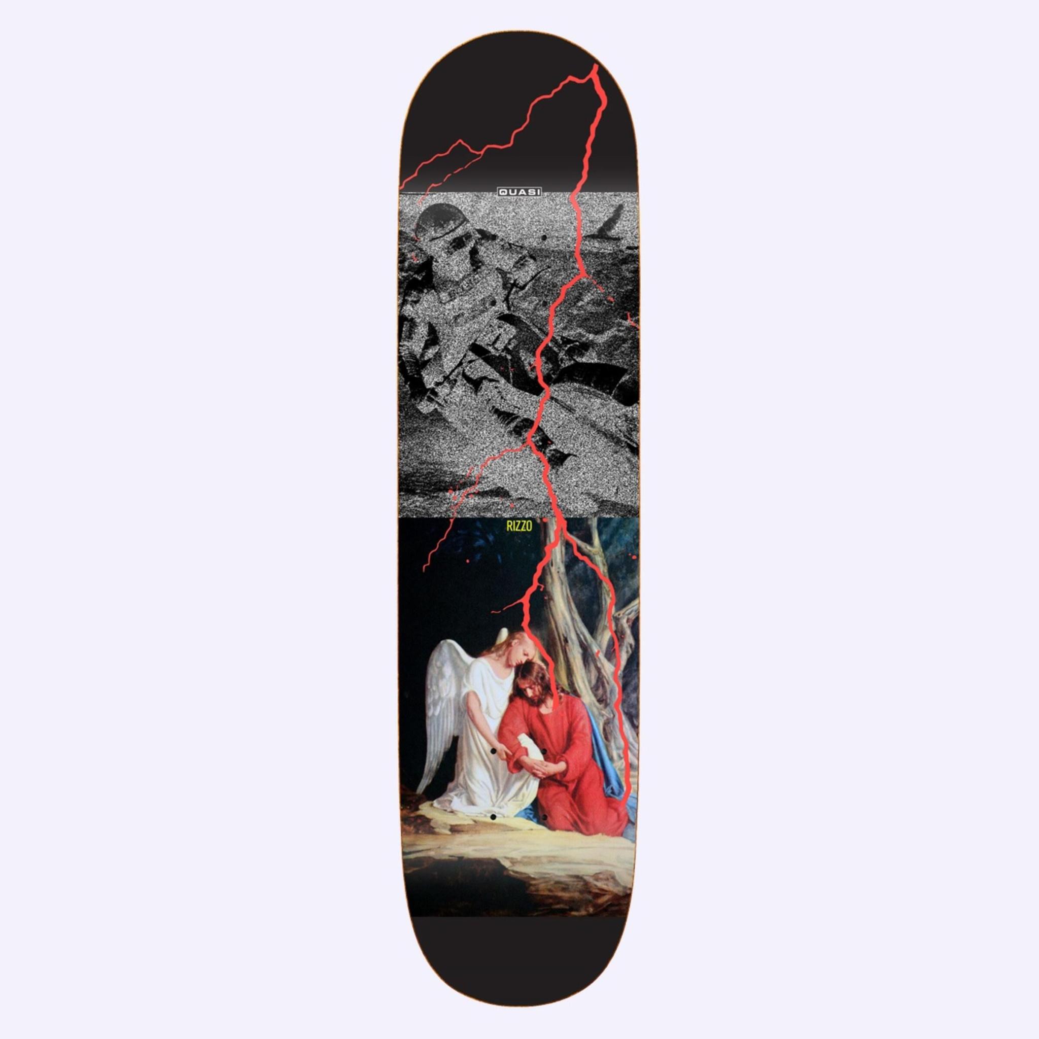 """Quasi Skateboards Rizzo Sabbath 8.5"""""""