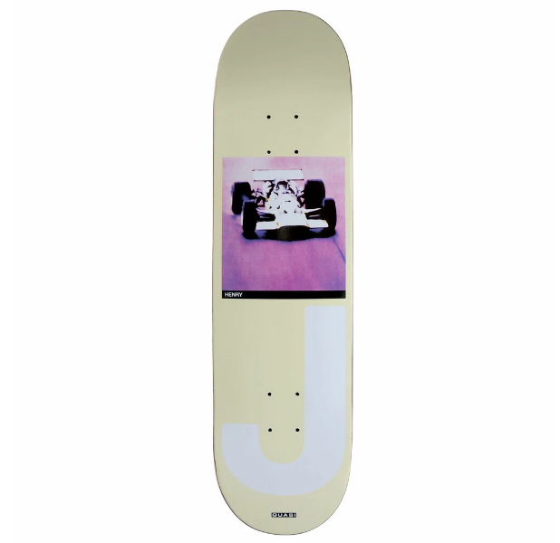 "Quasi Skateboards Henry Big 8.375"""