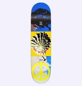 "Quasi Skateboards Wilson Aqua 8.125"""