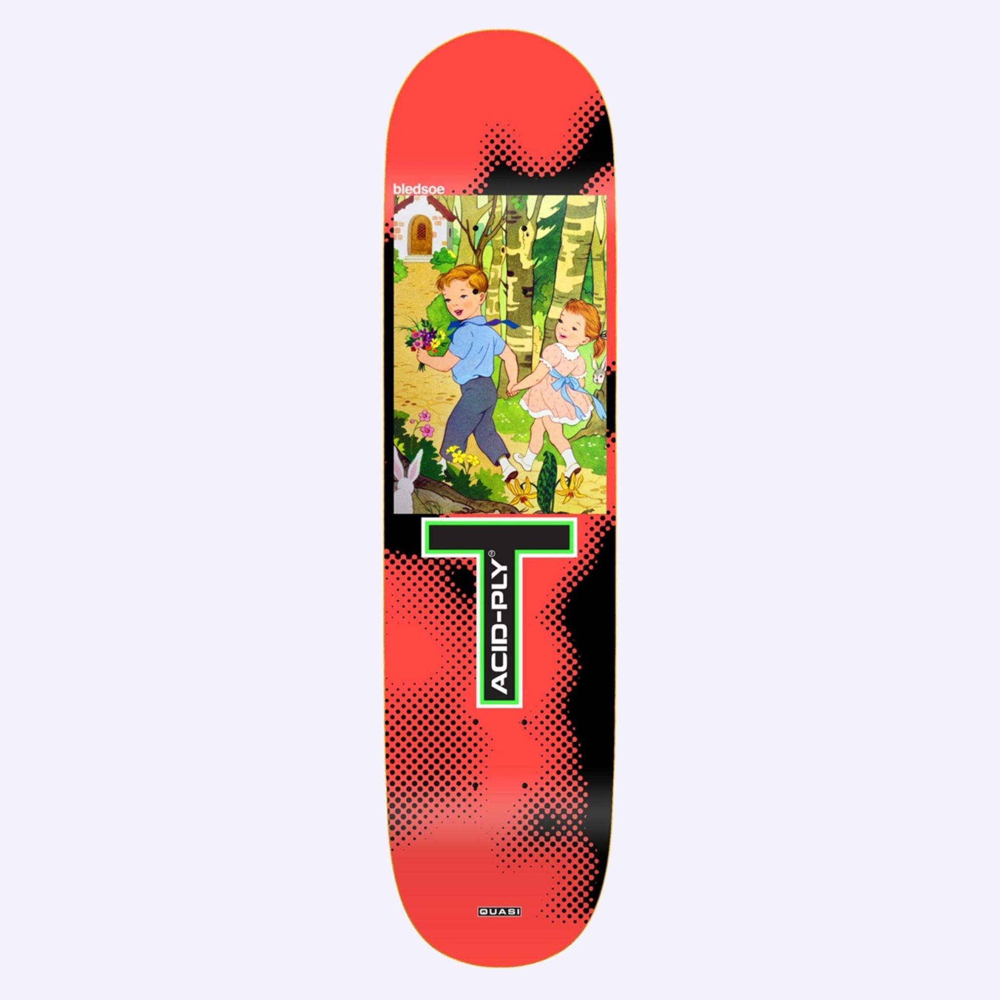 "Quasi Skateboards Bledsoe Moon 8.375"""