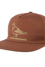 Anti Hero Basic Pigeon Snapback Brown/Khaki
