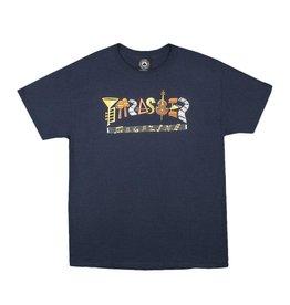Thrasher Mag. Fillmore Logo Navy