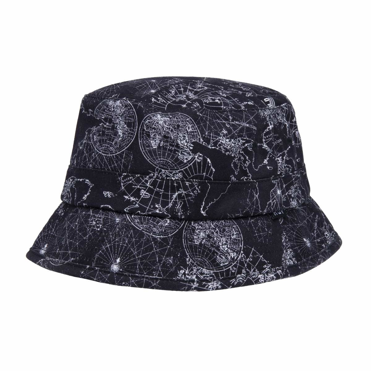 HUF Nicolet Bucket Black L/XL