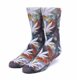 HUF Digital Plantlife Sock Multi