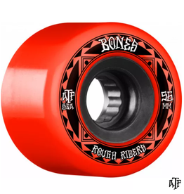 Bones Rough Riders Runners 80a 56 Red