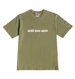 Stingwater Empty Your Mind Tee Olive