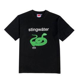 Stingwater Snake Tee Black