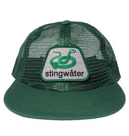 Stingwater Snake Hat Olive Green