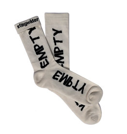 Stingwater Empty Your Mind Sock Natural
