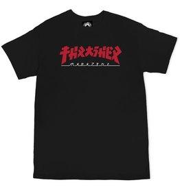 Thrasher Mag. Godzilla Black
