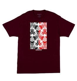GX1000 LSD Escher Burgandy