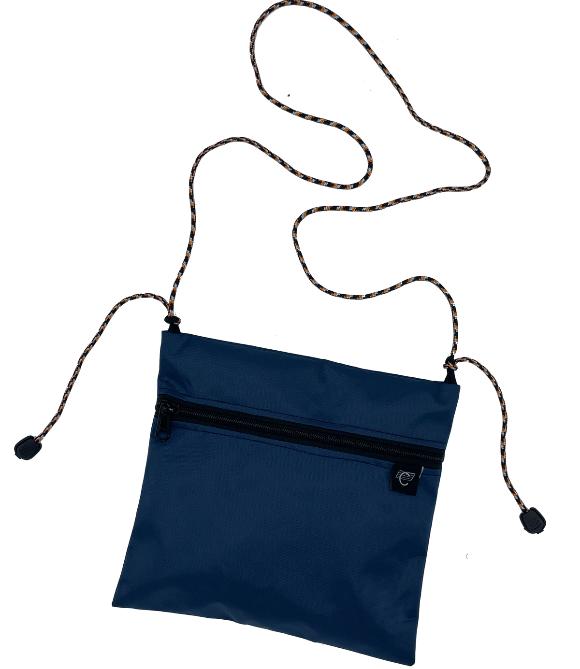 Coma Brand Coma Packcloth Kit Bag Ocean Blue