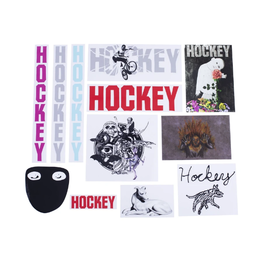 Hockey Hockey Sticker Pack 2021
