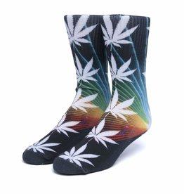 HUF Digital Plantlife Sock Black Prism