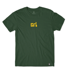 Girl Pictograph Forest Tee