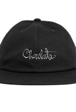 Chocolate Skateboards OG Script Black Snapback