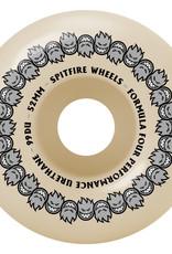 Spitfire Wheels Spitfire F4 99 Repeat Classic Full Natural 52mm