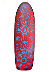 """Dogtown Red Dog RxCx 70's Classic 9.0"""" Blue/Black Fade"""