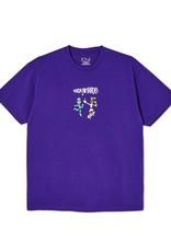 Polar Skate Co. FTP Tee Purple