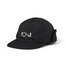 Polar Skate Co. Flap Cap Black