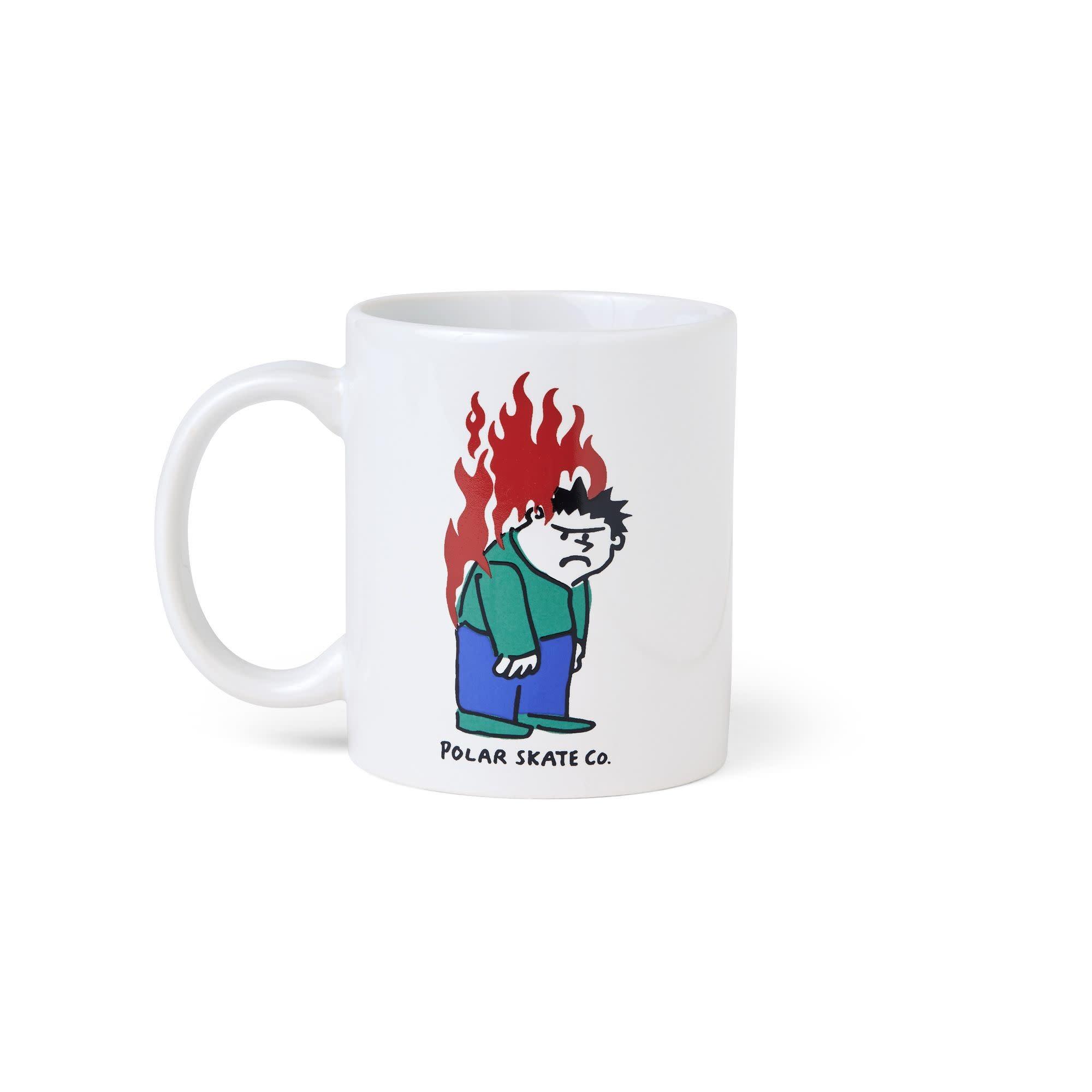 Polar Skate Co. Bad Day Mug
