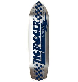 Krooked Zip Zagger Foil Silver 8.62
