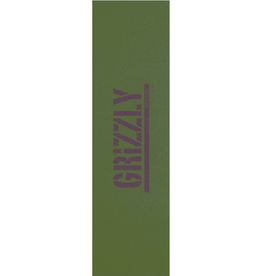 Grizzly Griptape Stamp Necessities Griptape Army Green/ Purple
