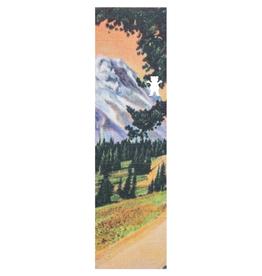 Grizzly Griptape Antique Postcard Griptape Orange Sky