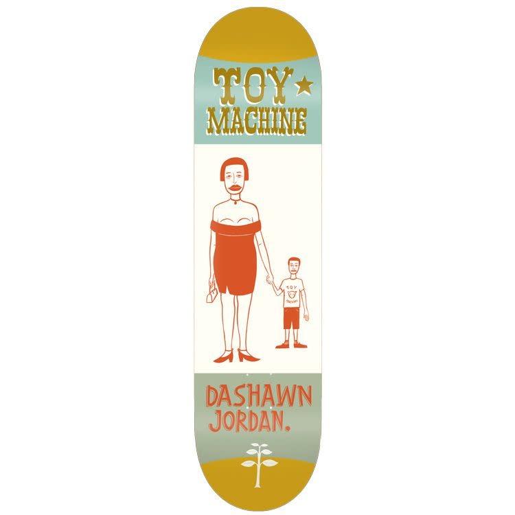"""Toy Machine Dashawn Kilgallen 8.25"""""""