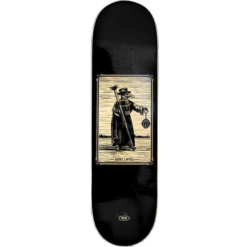 "Real Skateboards Harry Plague Pro 8.5"""