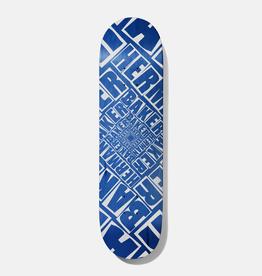 "Baker Skateboards BH Labyrinth Blue 8.0"""