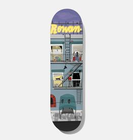 "Baker Skateboards RZ Pigeon View 8.38"""