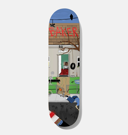 "Baker Skateboards SB Pigeon View 8.25"""
