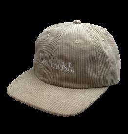 Deathwish Skateboards Too Much Khaki Cord Snapback