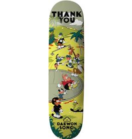 "Thank You Daewon Skate Oasis 8.25"""