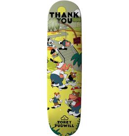 """Thank You Torey Skate Oasis 8.0"""""""