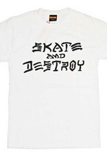 Thrasher Mag. Skate And Destroy