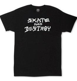 Thrasher Mag. Skate And Destroy