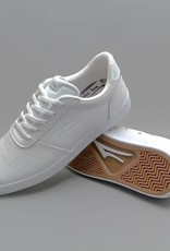 Lakai Salford White Leather