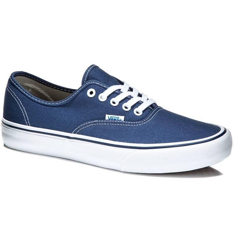 cf76bb7eecc Vans Shoes Authentic Pro STV Navy White - APB Skateshop LLC.