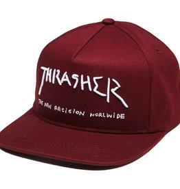 Thrasher Mag. New Religion Snapback