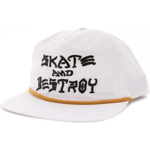 Thrasher Mag. S&D Puff Ink Snapback