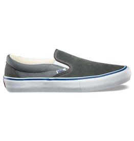 Vans Shoes Slip On Pro Gunmetal Two Tone