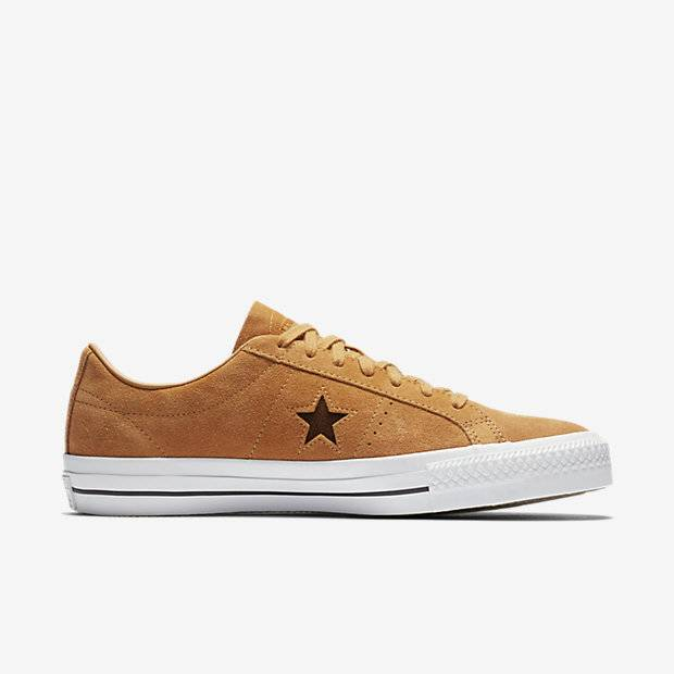 Converse USA Inc. One Star Pro Skate Brown/Tan