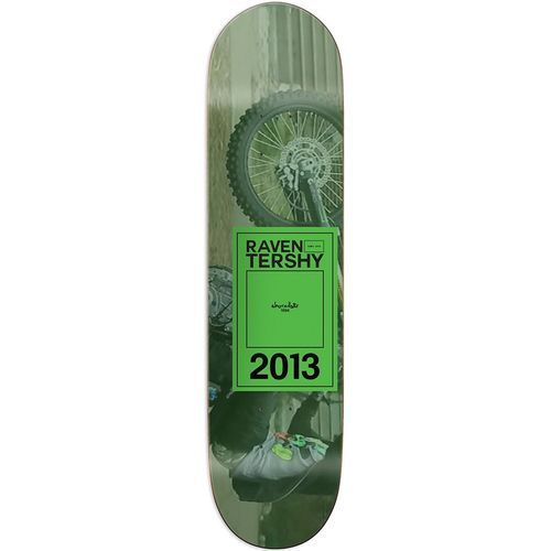 Chocolate Skateboards Inaugural Year Tershy 8.375""