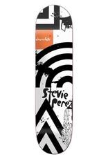 "Chocolate Skateboards Hecox Perez 8.375"""