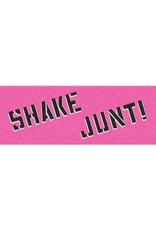 Shake Junt SJ Pink/Black Griptape