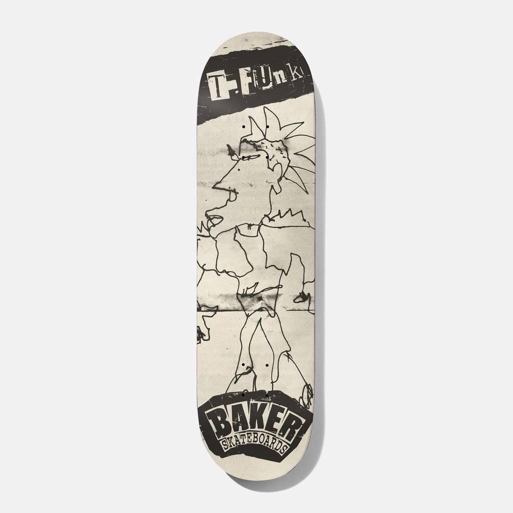 """Baker Skateboards TF Funk Rock 8.25"""""""